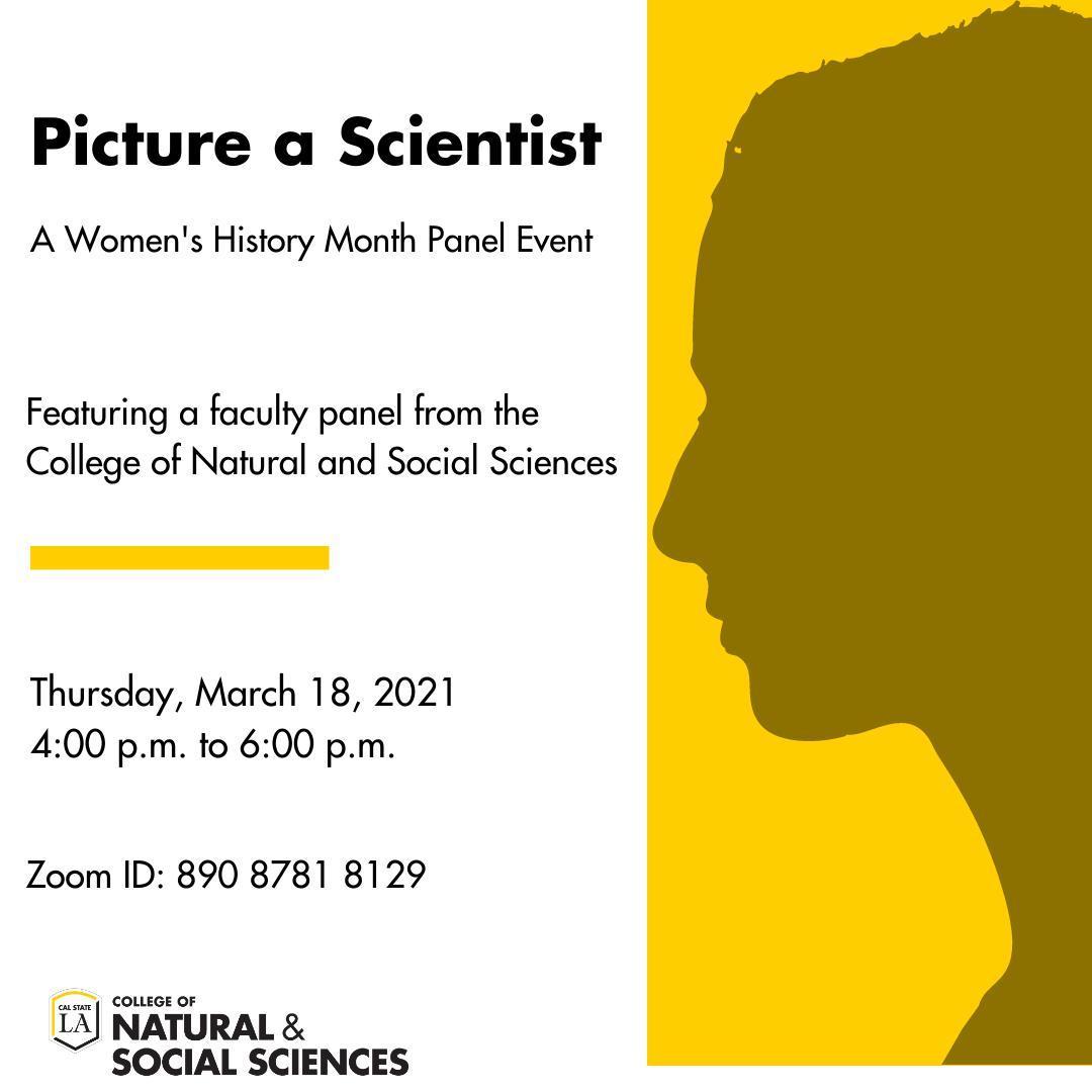 Women's History Month Virtual Panel