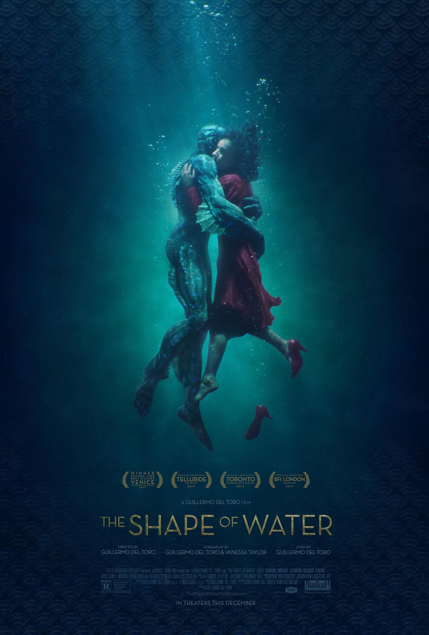 Film Discussion: The Shape of Water