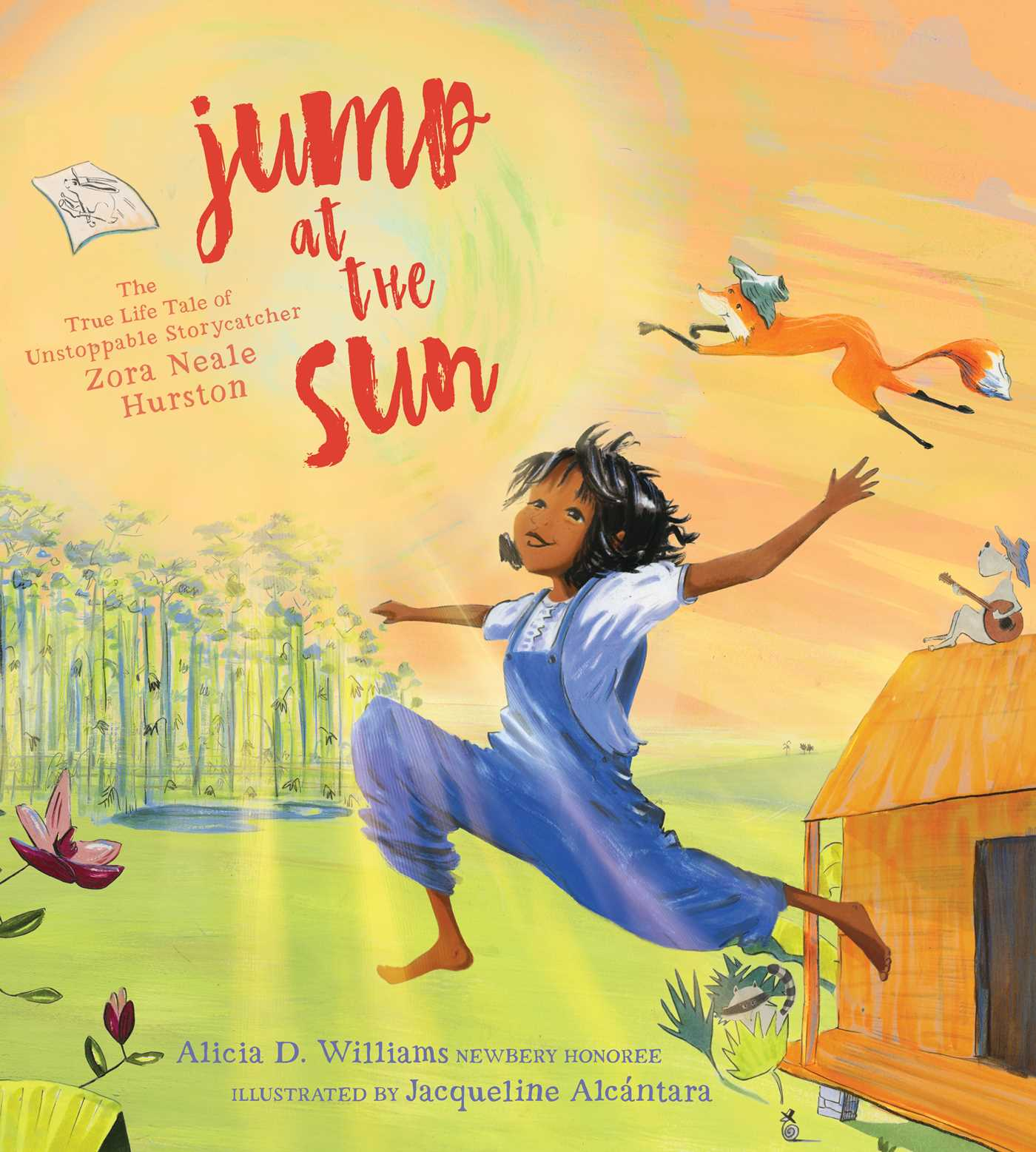 VIRTUAL: Author/Illustrator Event with Alicia D. Williams & Jacqueline Alcantara