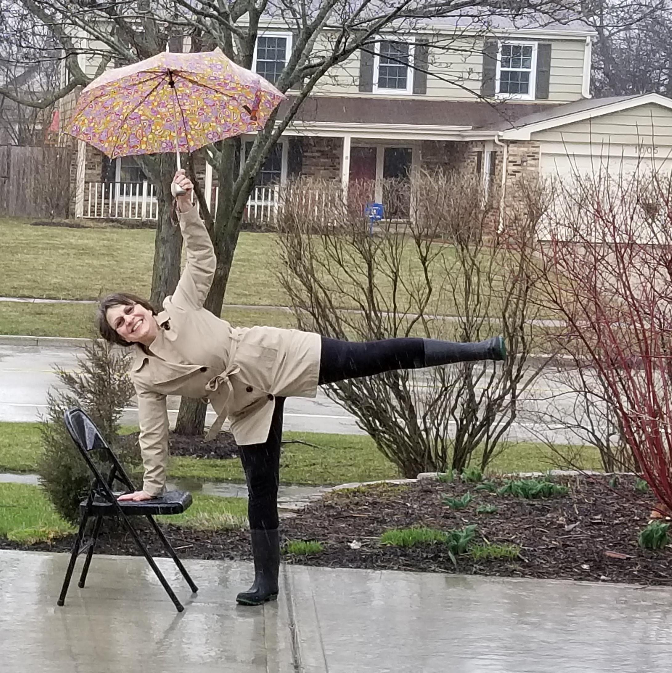 Chair Yoga (Virtual)