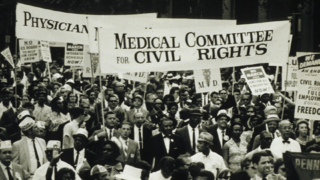 POWER TO HEAL: MEDICARE AND THE CIVIL RIGHTS REVOLUTION documentary screening and lecture