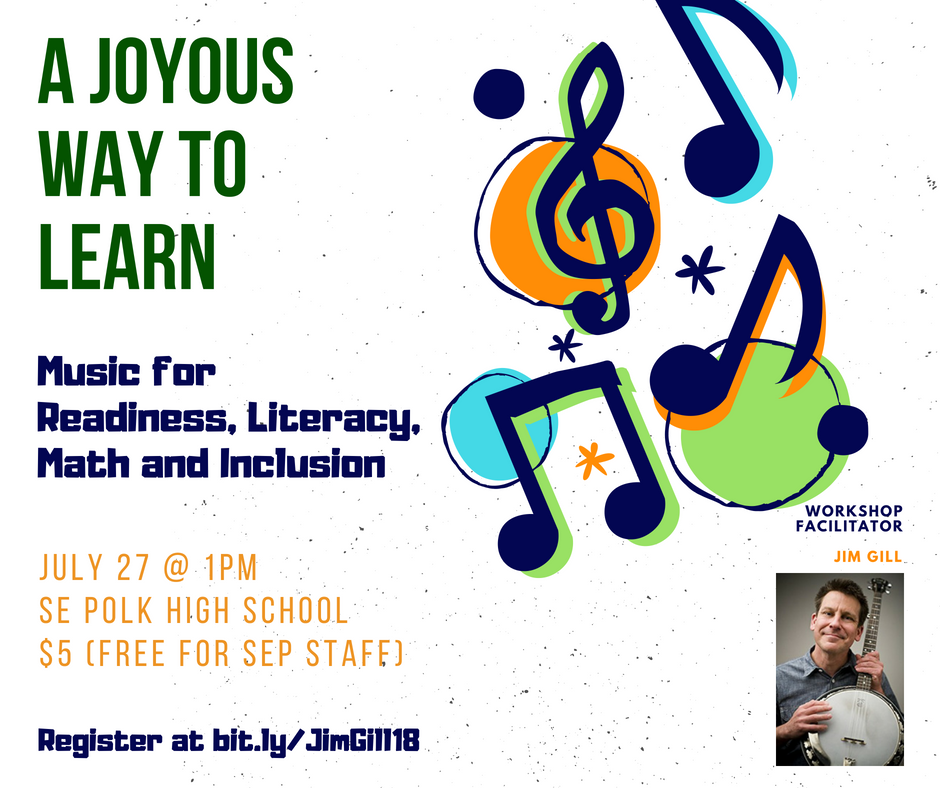 A Joyous Way to Learn - An Early Childhood Development Workshop