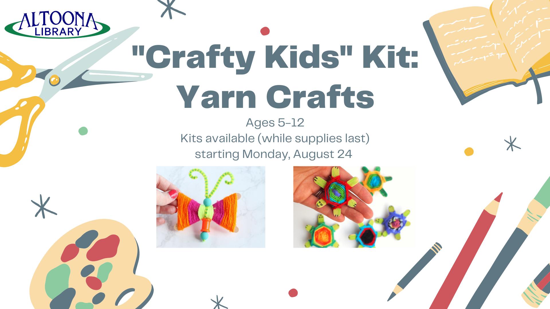 Crafty Kids (Activity Kit)