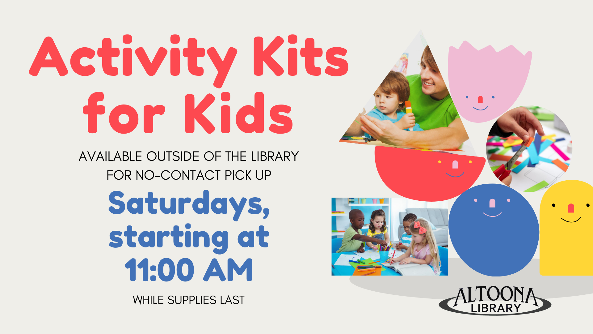Kids Activity Kits
