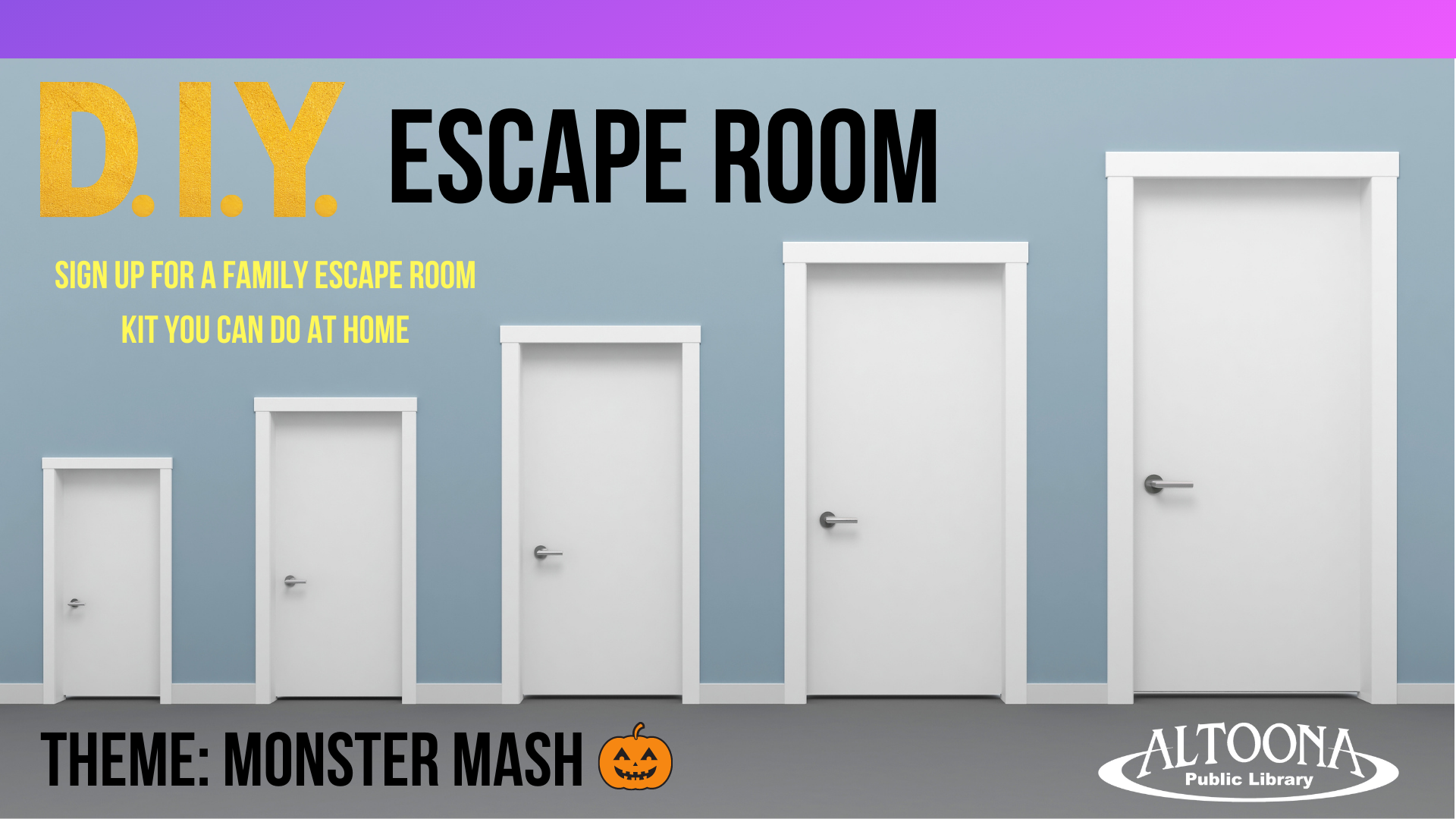 DIY Escape Room (Activity Kit)