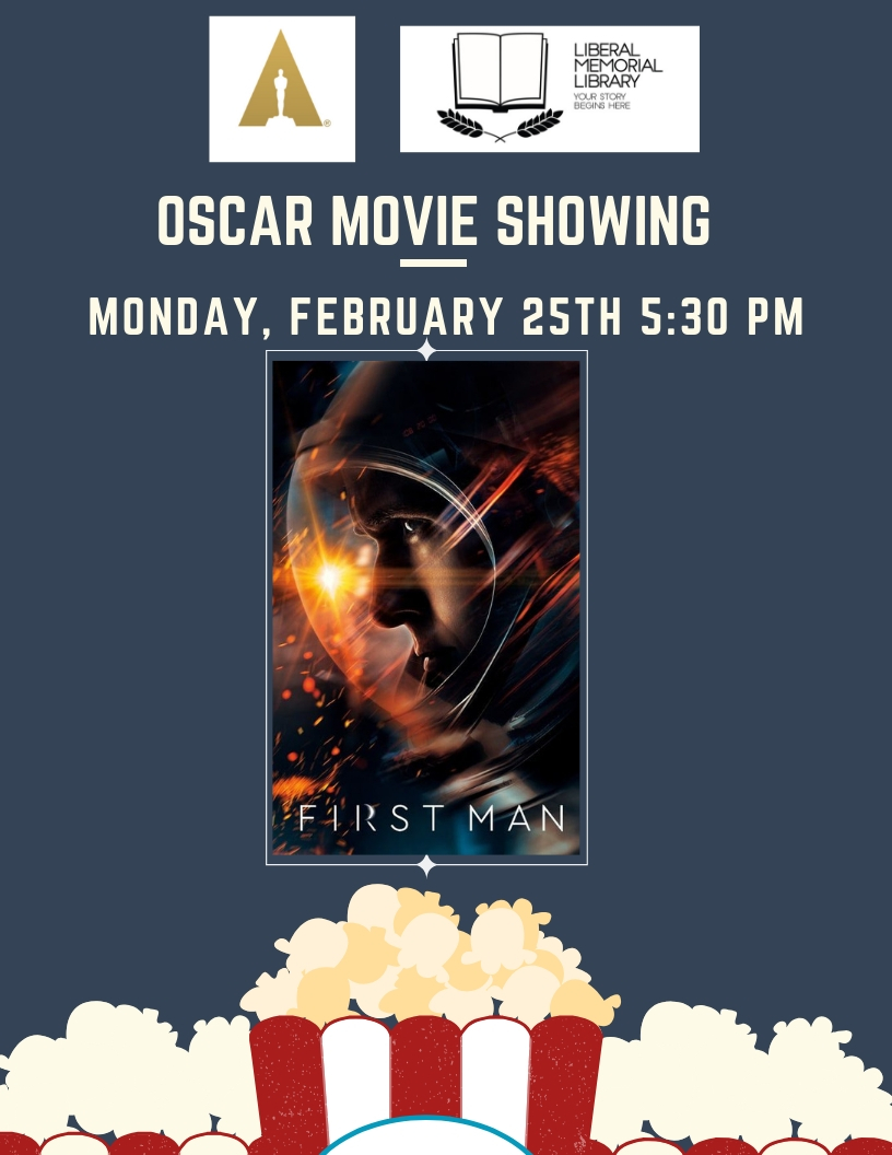 Oscar Movie Night: First Man