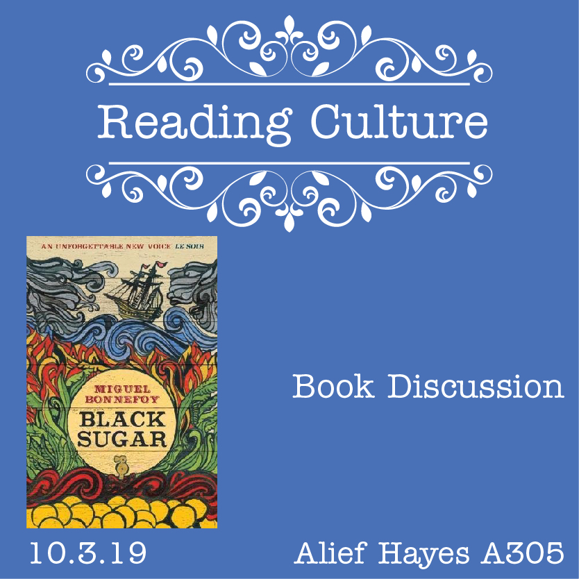 AH Reading Culture: Book Discussion
