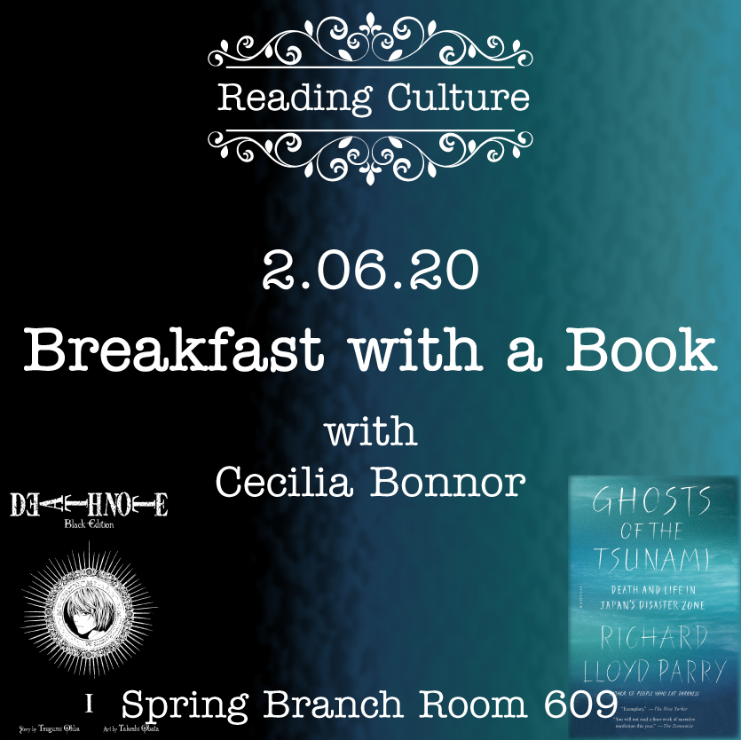 SB- Reading Culture Breakfast with a Book