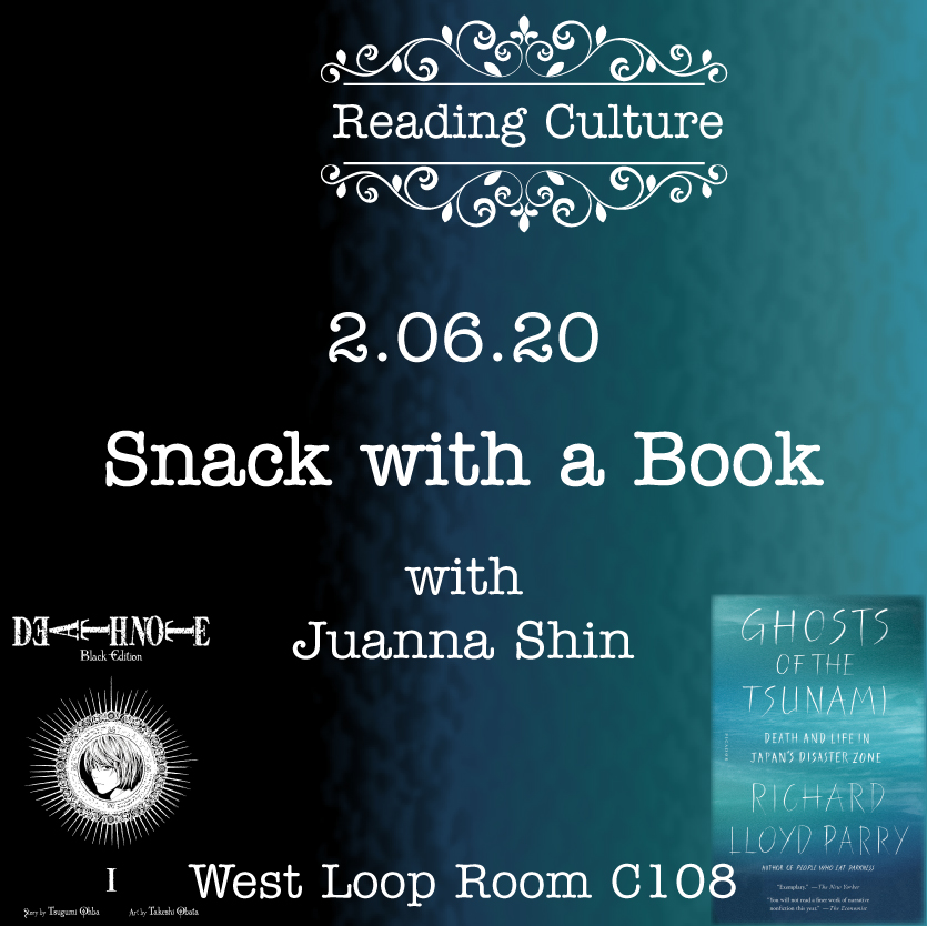 WL- Reading Culture Snack with a Book