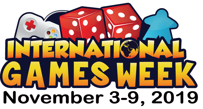 International Gaming Week - Gaming in the Library