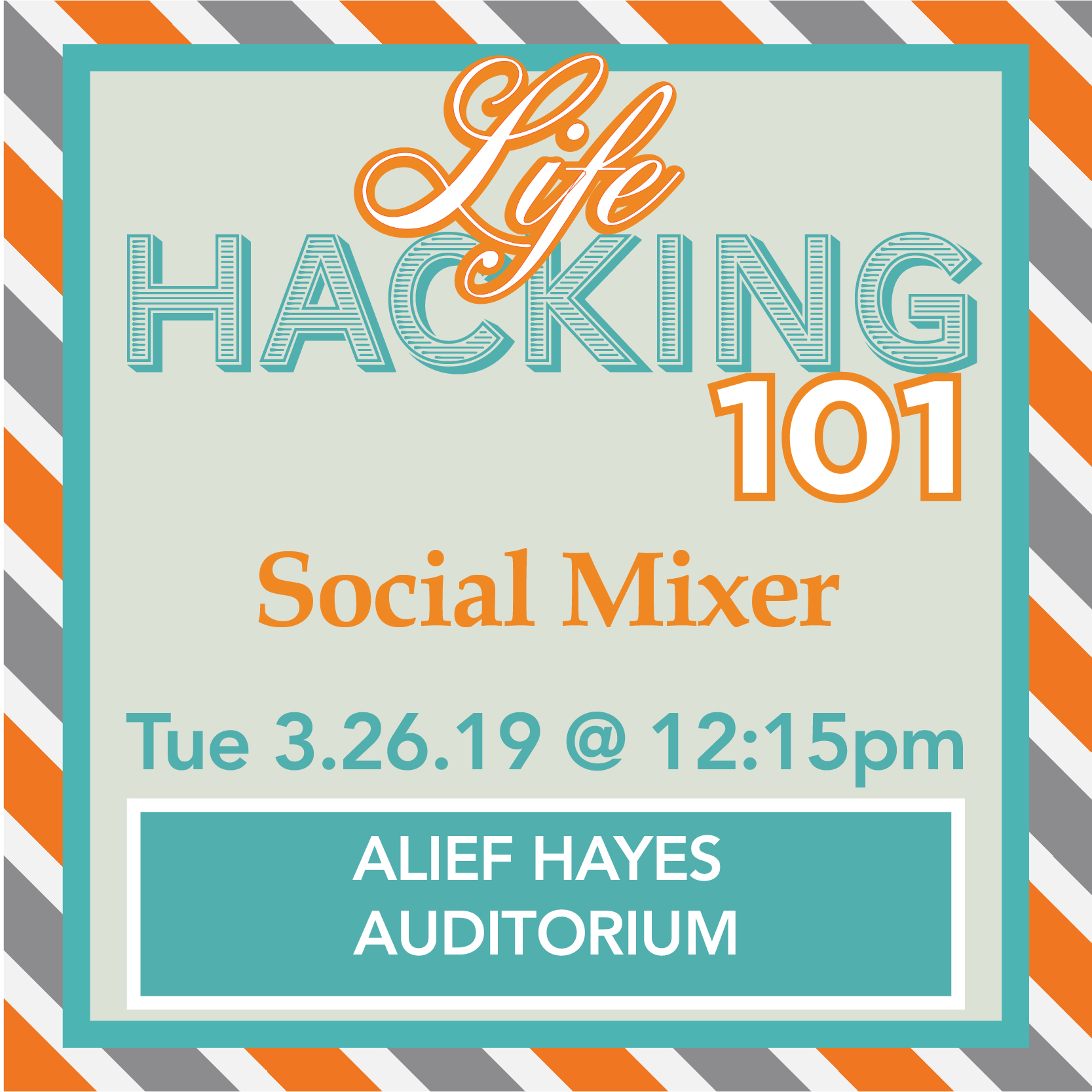 [AH] Lifehacking 101: Social Mixer