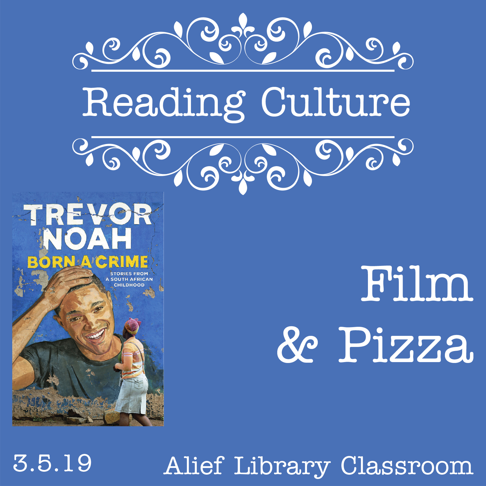 [AH] Film & Pizza with Professors Hasell and McGregor