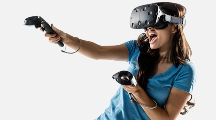 Virtual Reality Gaming!