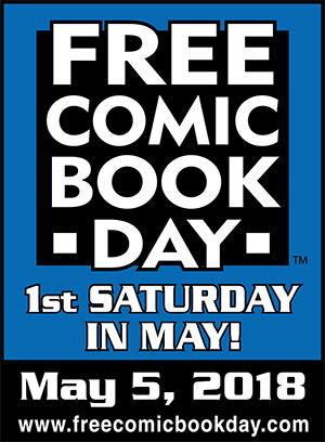 FREE Comic Book Day and Mini-Comic Con!