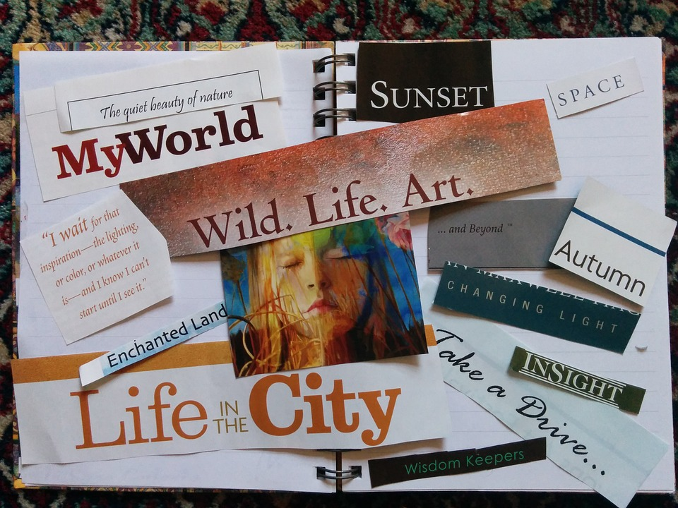 Vision Boards for Teens