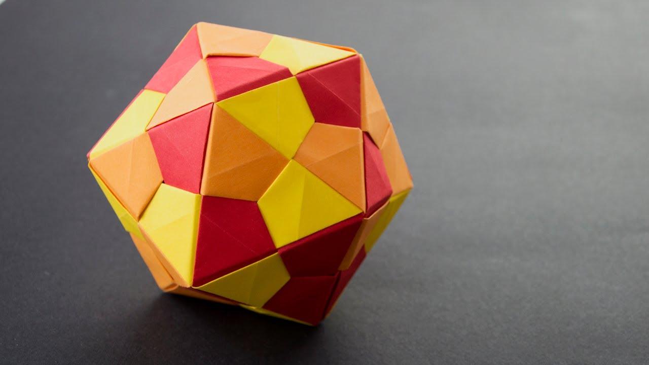 Saturday STEAM: Icosahedrons