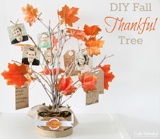 Saturday STEAM: Build a GratitudeTree!