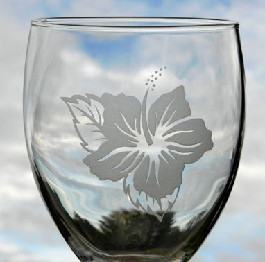 Craft and Chat: Glass Etching Gifts!