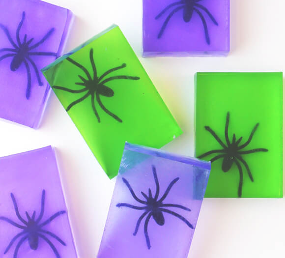 Teen Night: Spooky Spider Soap!