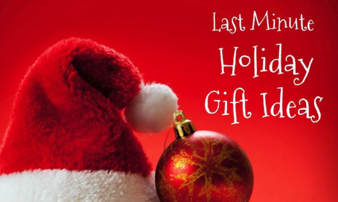 Craft and Chat: Last Minute Holiday Gifts!