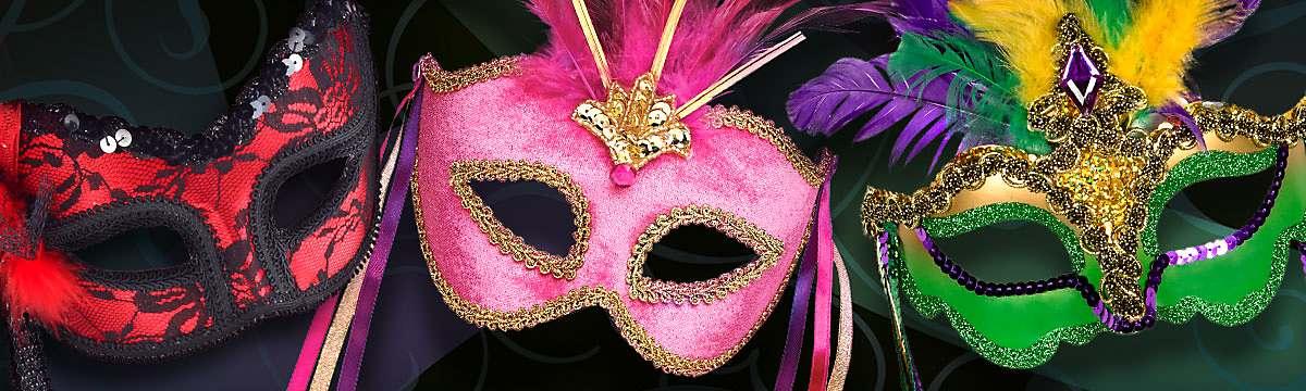 Teen Night: New Year's Masks