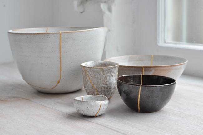 Craft and Chat: Kintsugi Art