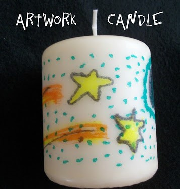 Saturday STEAM: Artwork on a Candle - Take-And-Make