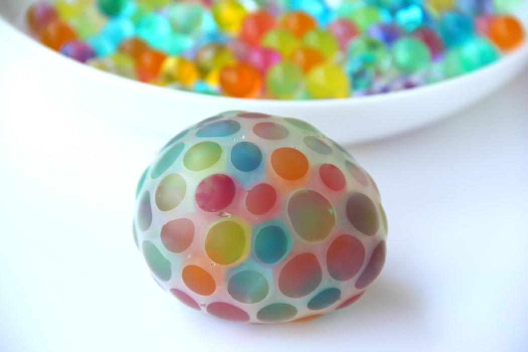 Teen Night: Water Bead Stress Balls