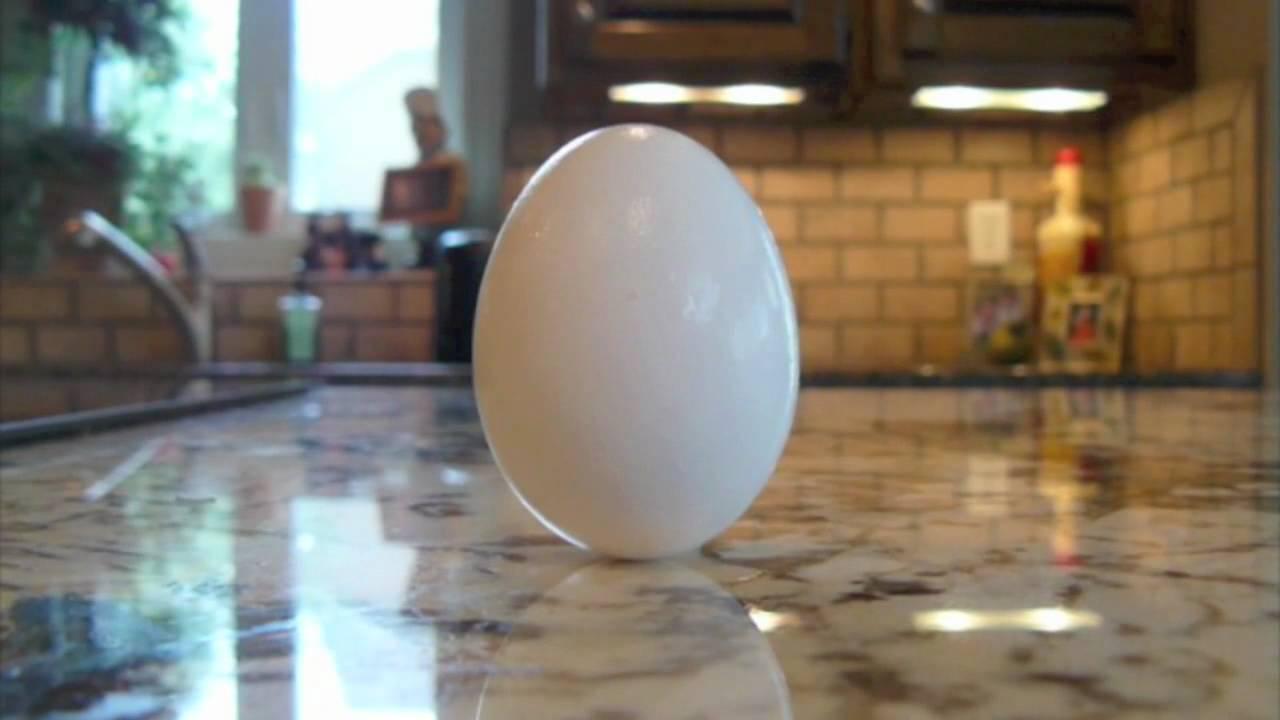 Saturday STEAM: Equinox Egg Balancing