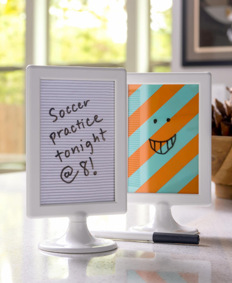 Craft and Chat: DIY Dry Erase Board