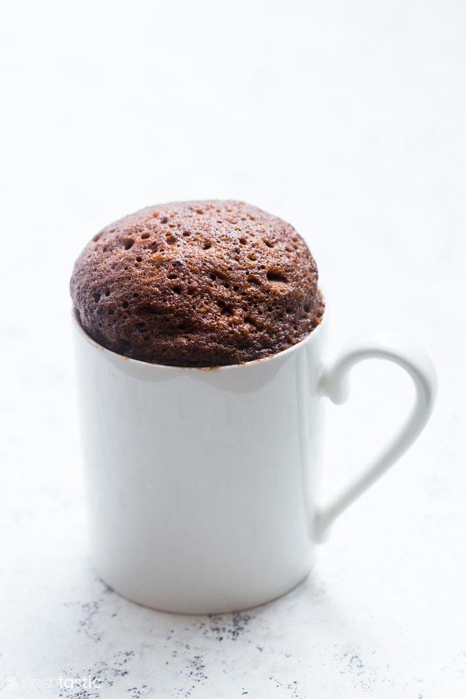 Teen Night: Cake in a Mug!