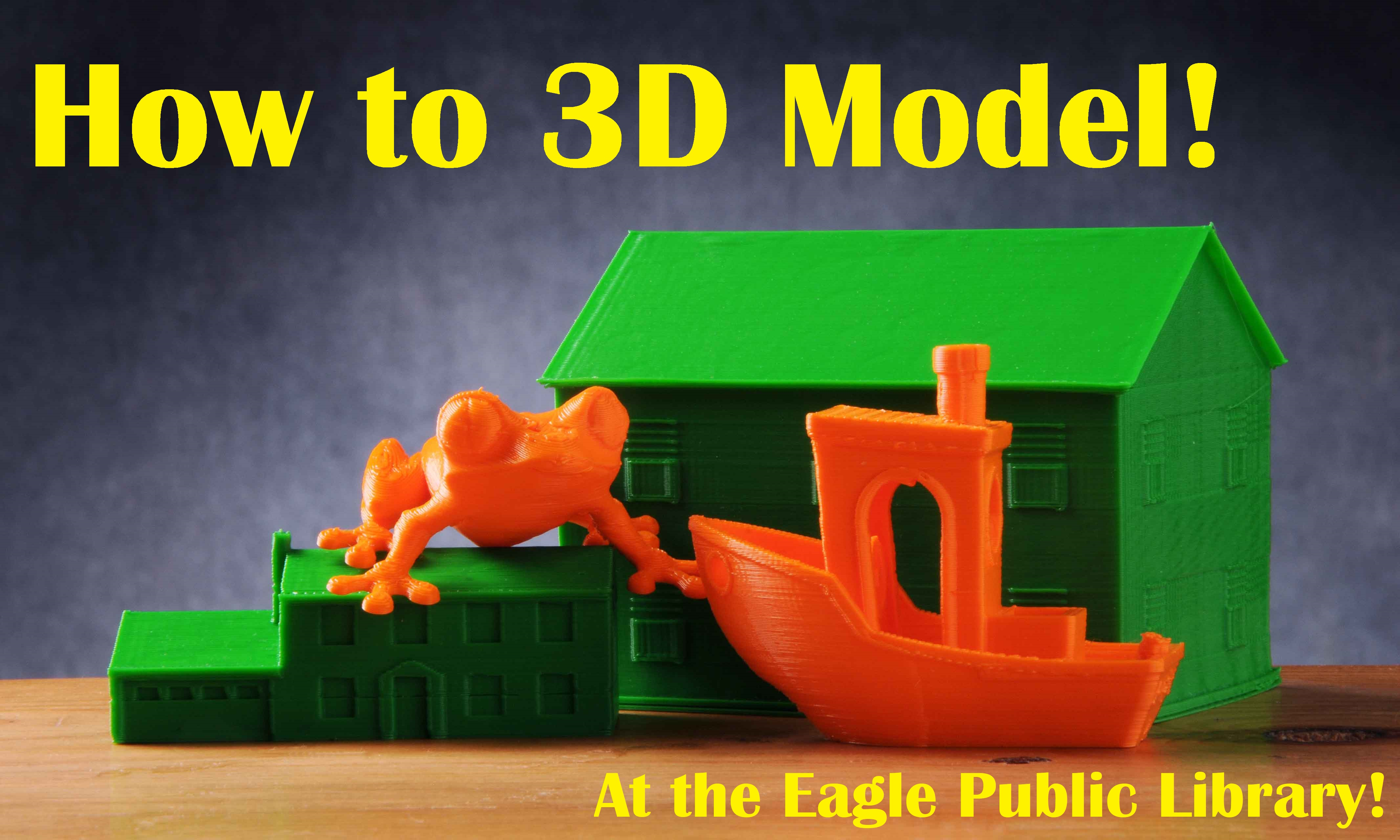 How to 3D Model!