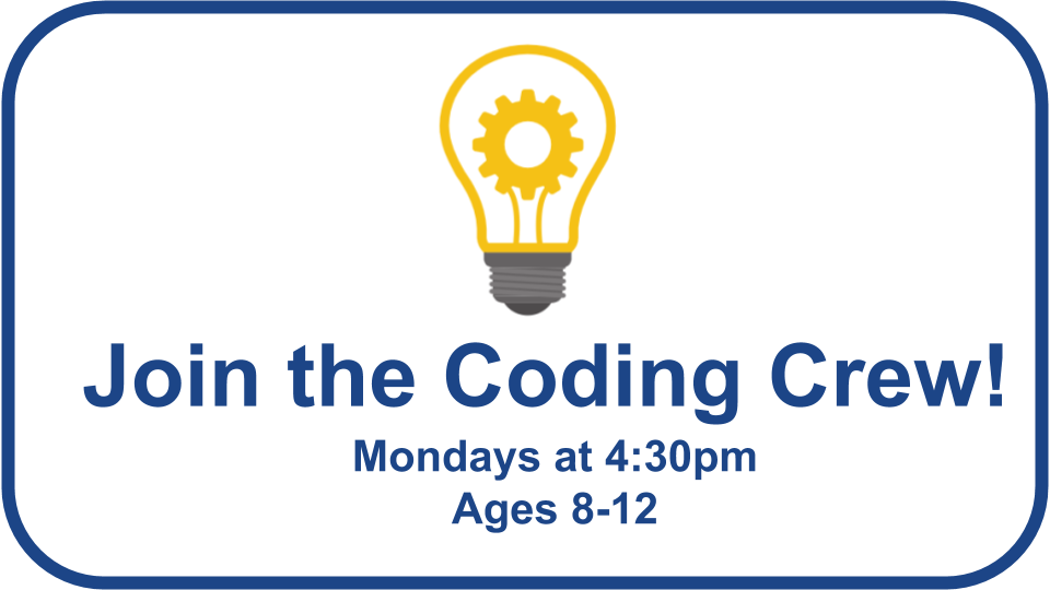 Coding Crew for Kids Online!