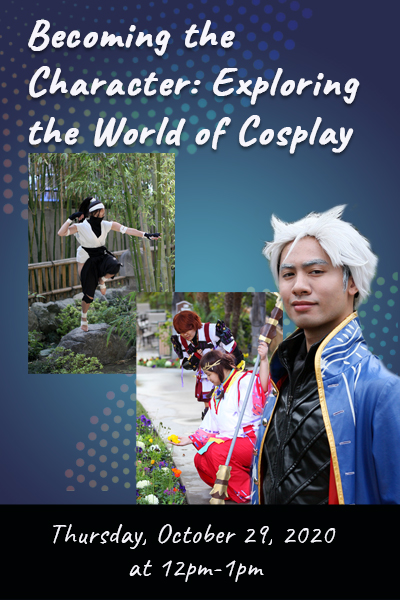 Becoming the Character: Exploring the World of Cosplay