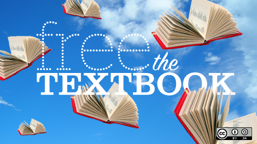 Free the Textbook with Open Educational Resources