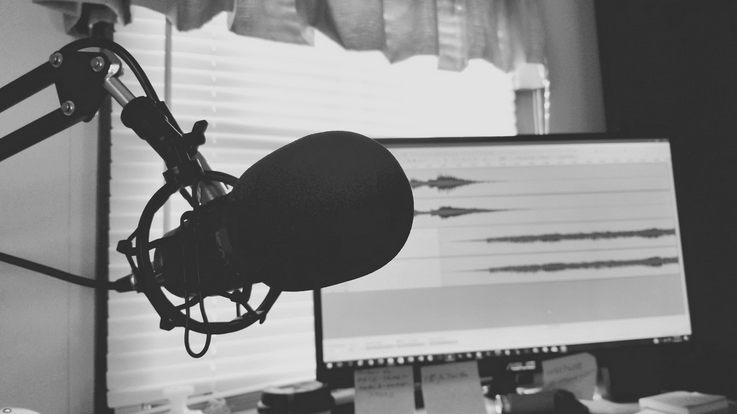 Introduction to Podcasting (Zoom workshop)