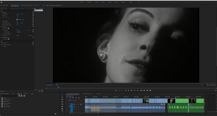 Introduction to Video Editing (Zoom workshop)