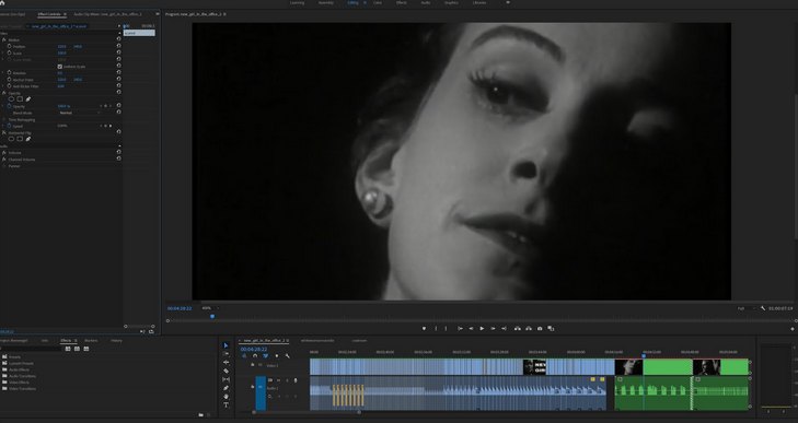 Working Session: Video Editing