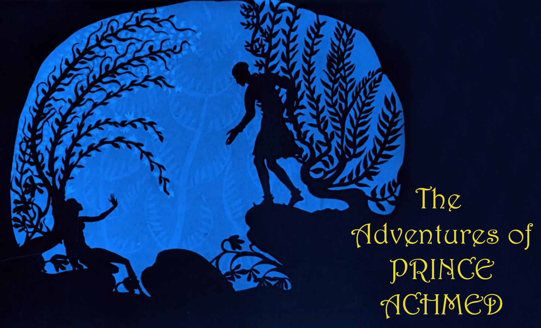 From the Vault: The Adventures of Prince Achmed + The Art of Lotte Reiniger, 1970