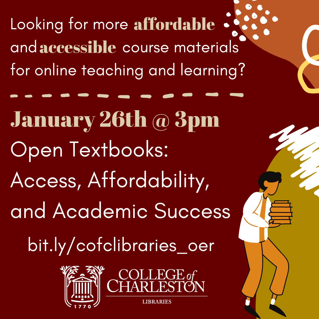 Open Textbooks: Access, Affordability, and Academic Success