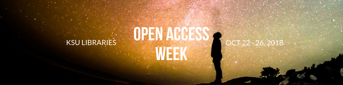 Participate in the Open Access Movement: An Informal Discussion