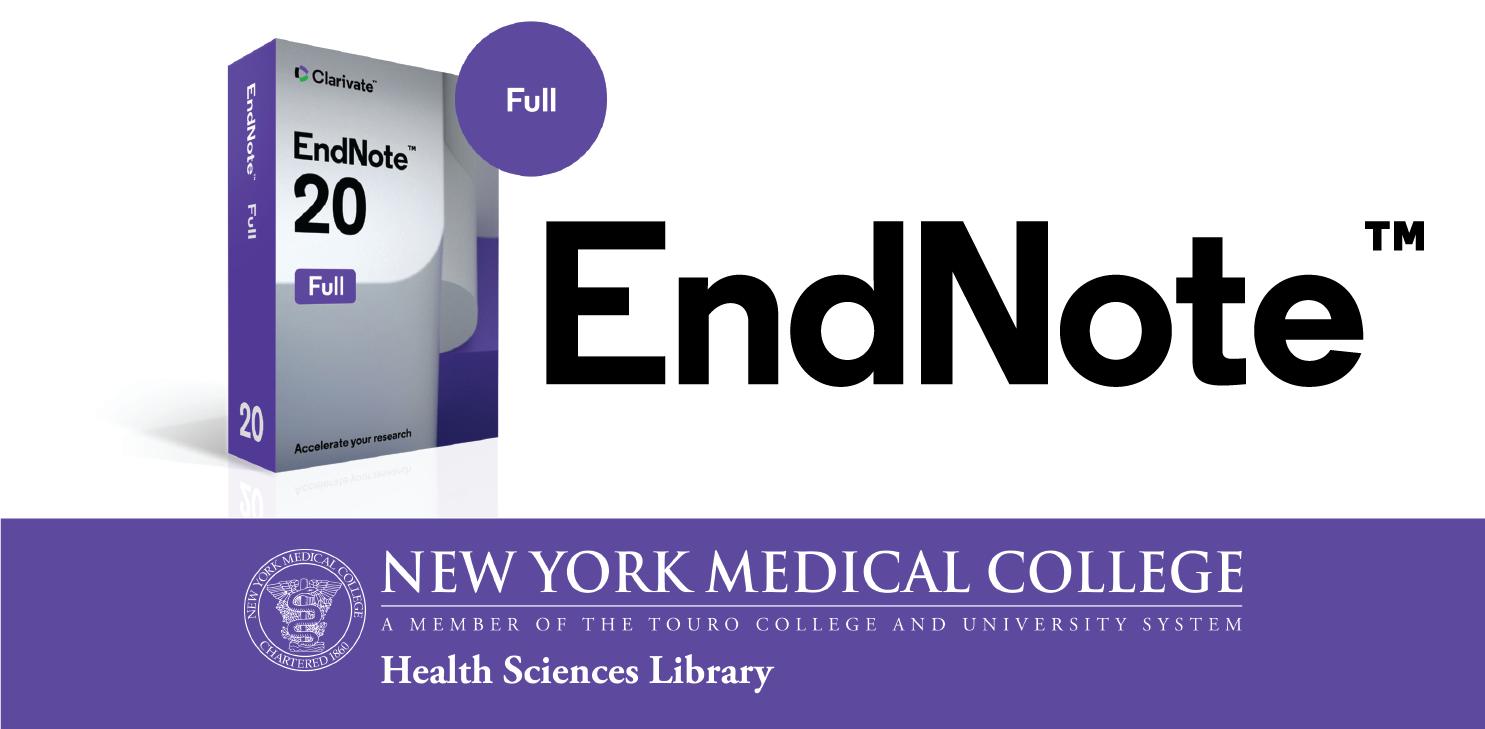 Endnote I: Beginners