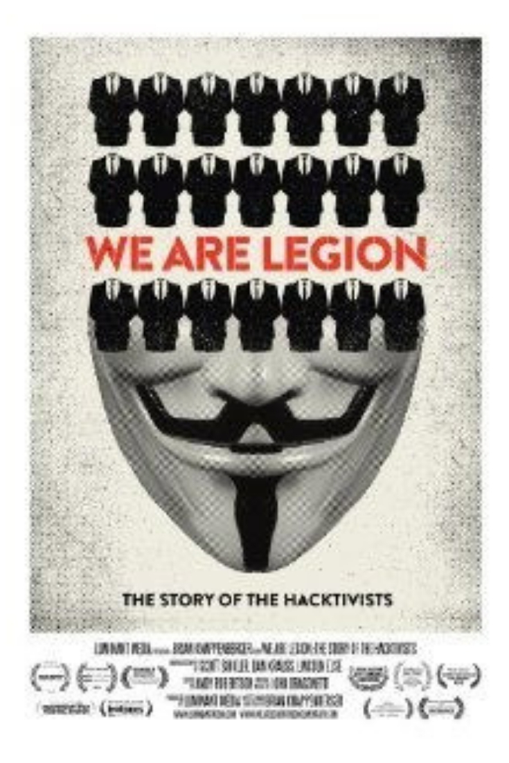 """We are Legion: Story of Hacktivist Collective Anonymous"" Documentary Showing"
