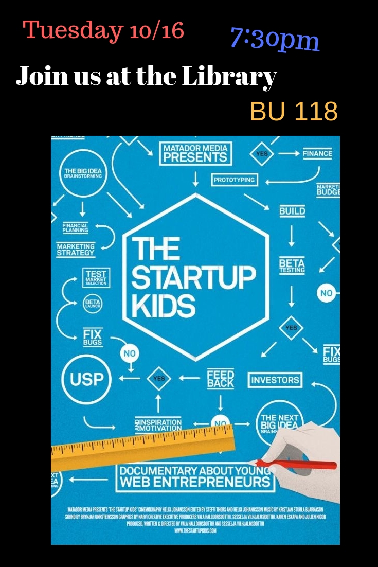 """The Startup Kids"" Documentary"