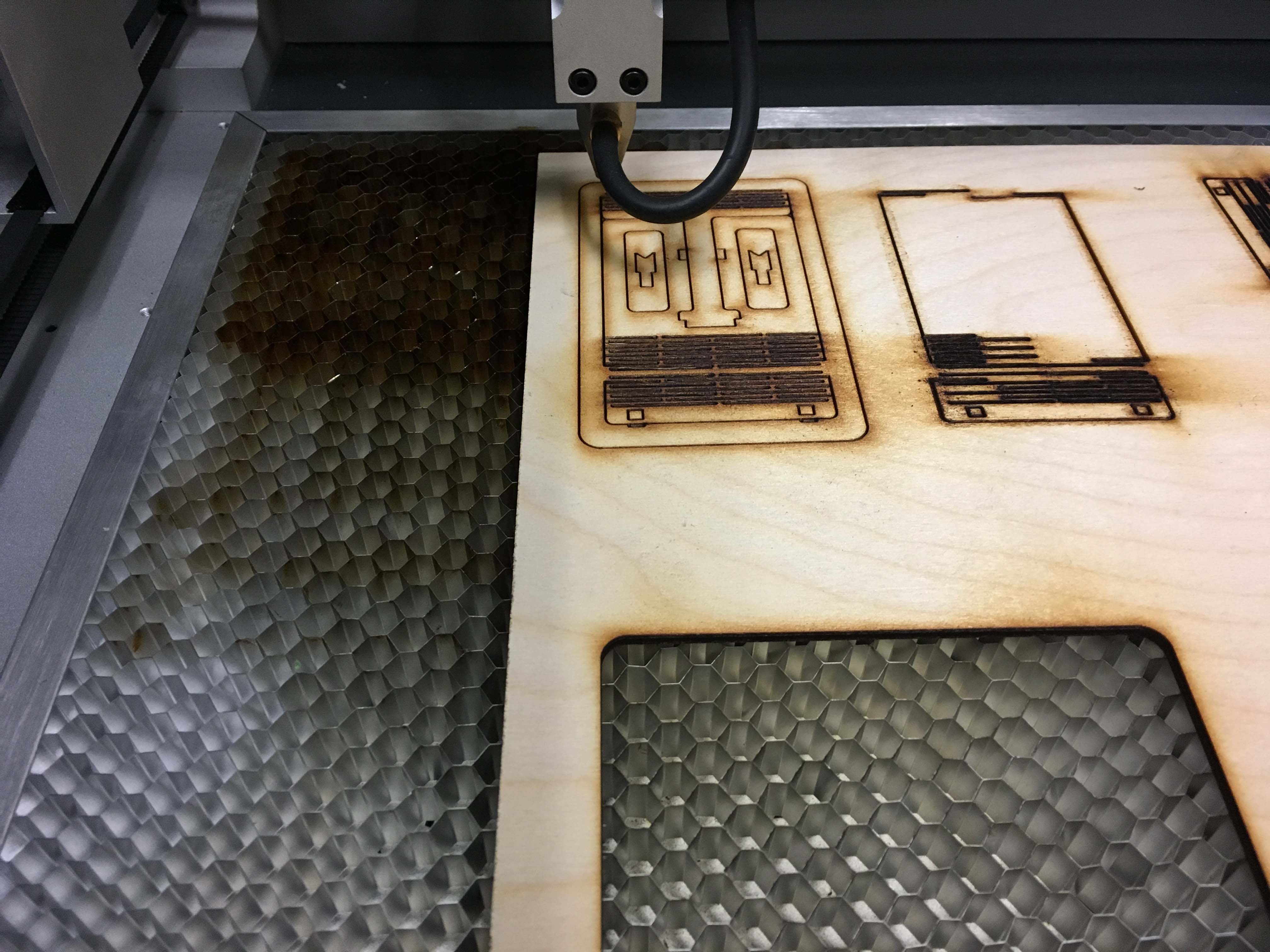 MakerLab: Laser Cutting 101