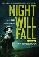CANCELED - Film Screening: Night Will Fall