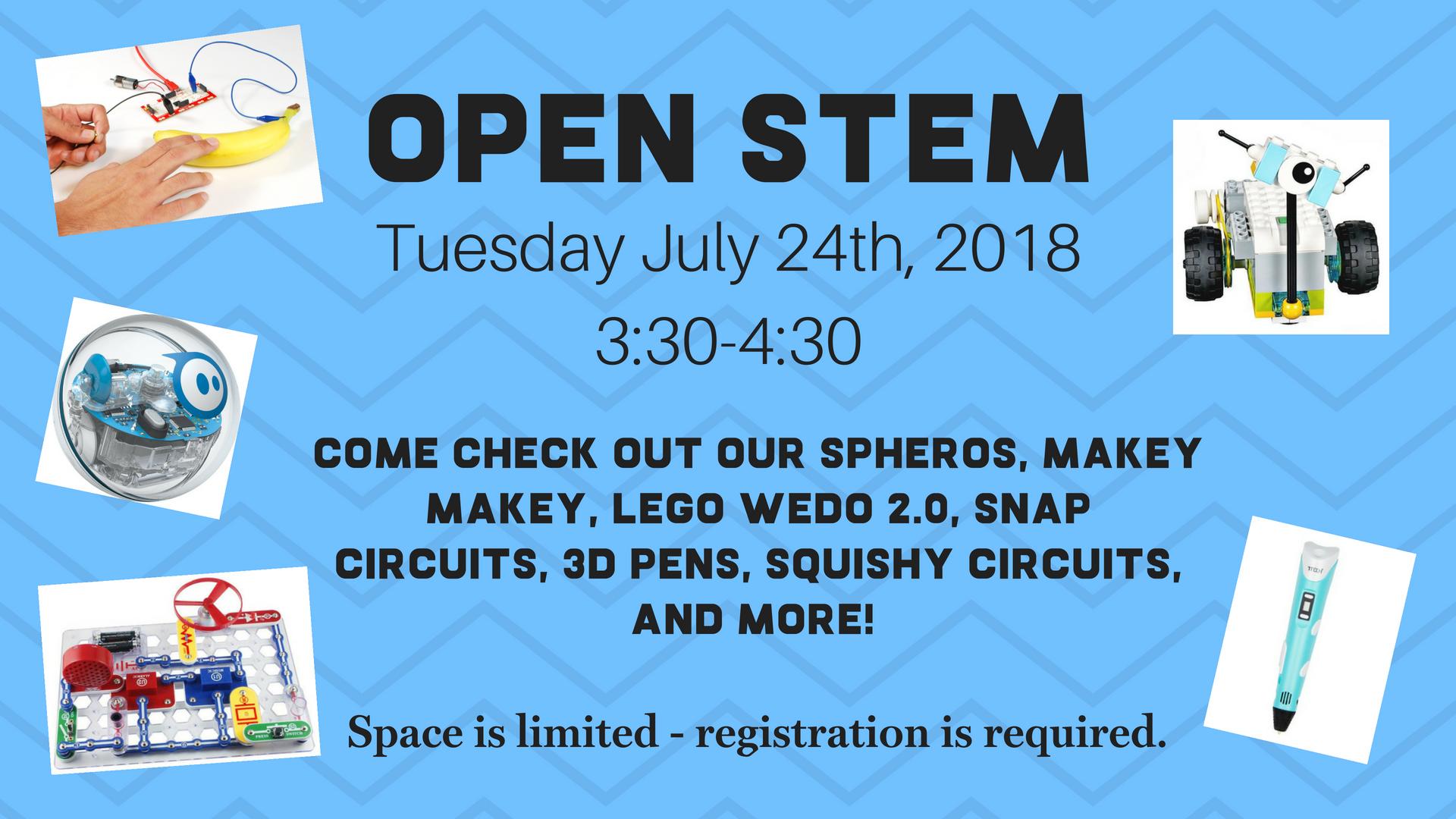 Open STEM