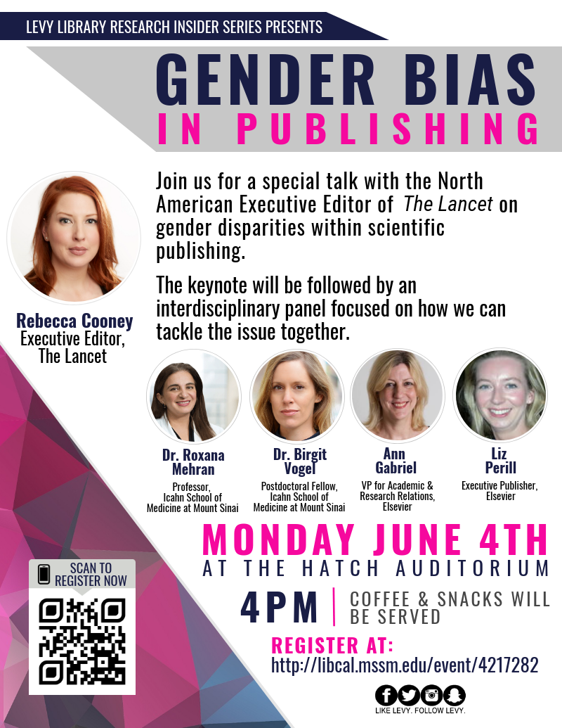 Research Insider Series: Gender Bias in Publishing