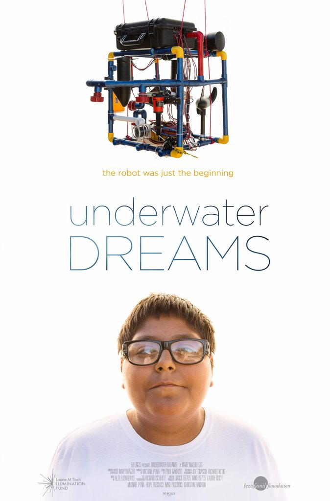 Film Screening - Underwater DREAMS (Carroll)