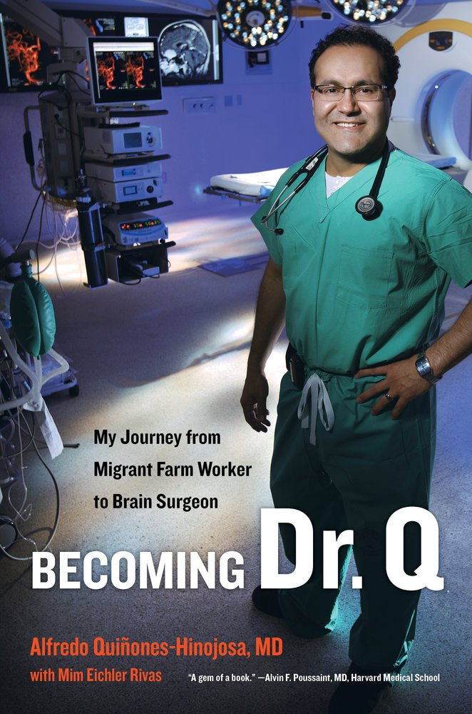 Dinner Table Talk: Becoming Dr. Q
